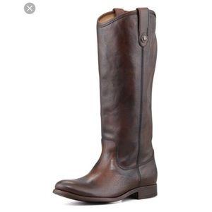 Frye Melissa Button Boot